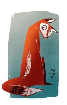 Nice fox!