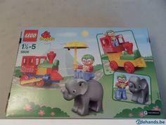 Circus van Lego (Duplo) 1,5 tot 5 jaar In goede staat
