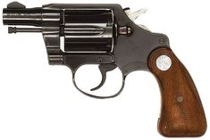 Colt Detective Special .38 as carried by Bonnie Parker