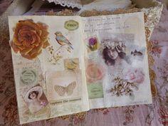 Teacup And Roses: Mi Gluebook