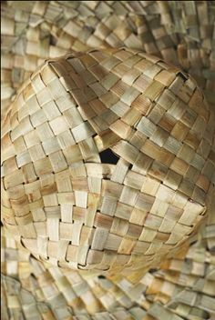 Flax Weaving - Potae - Hat