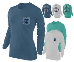 de7c2712a2456 Penn State Women's Anchor Long Sleeve Family Clothesline, State College,  Clothes Line, Anchor