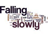 Falling Slowly - Glen Hansard Lyric Cloud