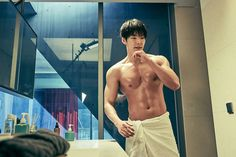 Image shared by ladyasia. Find images and videos about body, kim woo bin and uncontrollably fond on We Heart It - the app to get lost in what you love. Lee Min Ho Shirtless, Shirtless Actors, Park Jin Young, Kim Woo Bin, Uncontrollably Fond Kdrama, Lee Jin Wook, Won Bin, Man Crush Everyday, Choi Seung Hyun