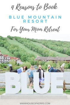 4 Reasons to Book Blue Mountain Resort for your Mom Retreat | Mom Camp Grey County | Summer Mom Retreat Ontario | Girlfriends Getaway Blue Mountain Resort | Best Ontario Resorts for Families and Groups | Visit Grey County | Mom Retreat Ideas | Girlfriends Getaway Ideas | All-Season Resorts Canada | Momcation Ideas #momcation #girlfriendsgetaway #summertravel #discoveron #greycounty #ontariotravel #resorts