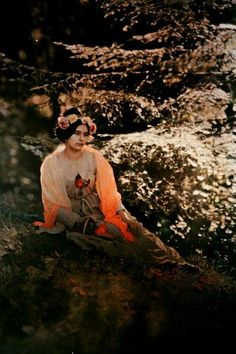 vintage everyday: Women in Autochrome – Breathtaking Color Portrait Photos of Women in the Early 20th Century