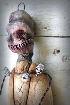 Grimm Messenger Voodoo Doll