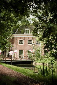 Het Koetshuis Rotterdam |Oud-IJsselmonde | Trouwlocatie | Trouwen | Bruiloft | Feestlocatie | Evenementenlocatie | www.koetshuis.net