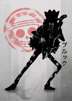 brook straw hats one piece anime skeleton gituar skull flower skulls manga music luffy japan japanese ink inking brooke pirate