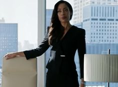 So stylish! - Gina Torres from Suits