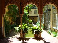 Carmen de los Mártires, Granada Spain
