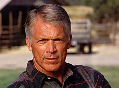 Chad Everett, shown in this 1994 photo, starred in movies and TV during his 40-year career. He also supplied the voice of Ultraman Chuck in the English version of the animated movie Ultraman: The Adventure Begins & voiced several characters in the animated television series The New Yogi Bear Show.