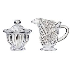 Found it at Wayfair - Rennes Sugar Bowl & Creamer Set