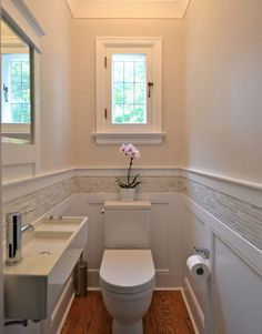 Click Pic for 30 Small Bathroom Decorating Ideas - Pale and Interesting - Small Bathroom Remodel Ideas