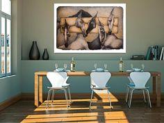 Anna Starowoitowa - artist - Art in House Art Gallery Art Society, Modern House Design, Artist Art, Home Art, Contemporary Art, Art Gallery, Dining Table, Interior Design, Shop