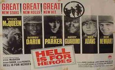 hell is for heroes poster   Hell is for Heroes