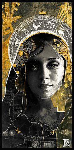 003 hot mixed media art joey sanpedro Hot Artworks by Joey San Pedro