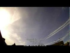 Chemtrail Time-Lapse: Charlotte, NC (1-26-14) full day