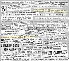 29 Best 6 Million Jews! images in 2018 | History, Illuminati, This