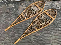 wood snow shoes  Maine Snow Shoes  42 L.L. Bean