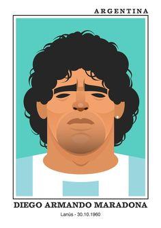 Stan Chow. Maradona.