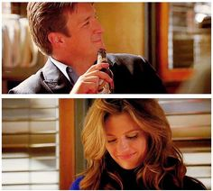Castle and Beckett Love