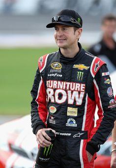 Kurt Busch - Charlotte Motor Speedway: Day 2