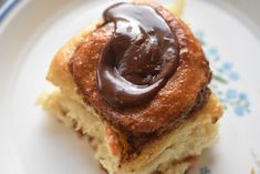 Cinnamon snail in dish - recipe for cinnamon snail cake Snail Cake, Cinnamon Recipes, Danish Food, Bread And Pastries, Food Cakes, Cakes And More, Cake Cookies, Yummy Cakes, No Bake Cake