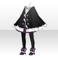 li.nu attrade itemsearch.php?txtSearch=&part=top&page=270&type=&color=&sort=&mov=0&locked=0 Anime Outfits, Girl Outfits, Cute Outfits, Fashion Outfits, Black Buttler, Star Girl, Drawing Clothes, Character Costumes, Fashion Sketches
