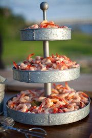 Fun and easy way to serve shrimp!