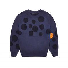 Sweat-Kleidung GAËLLE CONSTANTINI POUR VIDEDRESSING Bleu