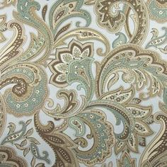 I love this!                                                                                        Swavelle / Mill Creek Montero Lustrous Spa Fabric