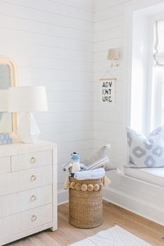 Blake s Nursery Boys Room Blue and White Room Baby Room Decor, Nursery Room, Kids Bedroom, Bedroom Decor, Nursery Decor, Nursery Ideas, Room Ideas, Bedroom Lamps, Wall Lamps