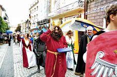 Kazimierz Wielki przybył do Przemyśla