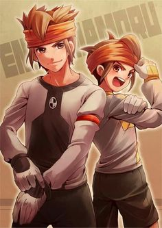 Mark & Endo
