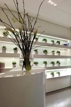 Sp a  Day Spa  Interior Architecture   Interiors  Gingko Spa www.cjc-design.com