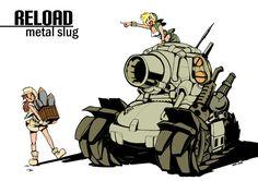 Metal Slug: Reload by Sho-N-D by Kenkira
