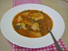 Maryam's Culinary Wonders: 290. Iraqi Kubba-Turnip Soup