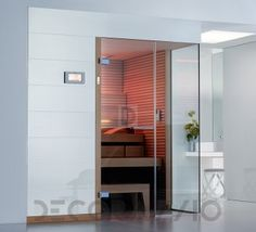 designsauna - refugio - klafs sauna und wellness design für ... - Sauna Designs Zu Hause