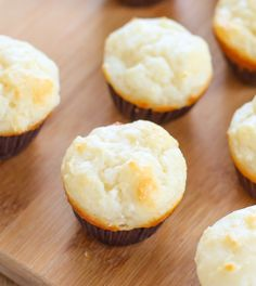 Mini Eggless Yogurt Muffins | Kirbie's Cravings | A San Diego food blog