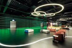 Supernova conference area by Liong Lie Architects, Utrecht – The Netherlands »  Retail Design Blog