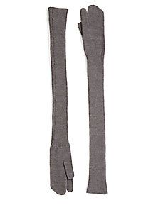 Maison Margiela - Long Wool Gloves