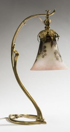 Porcelain Lamps, Recyle, Art Of Glass, Brass Table Lamps, Victorian Art, Art Deco Period, Haunted Places, Signs, Transparent