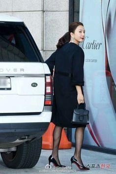 Korean Celebrities, Asian Woman, My Idol, Style Icons, High Neck Dress, Asian Ladies, Boutique, Disney Princess, Couples