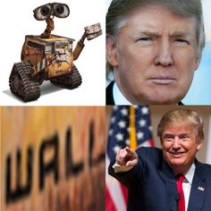 [/r/dankmemes] Pixar knew whomst going to be President