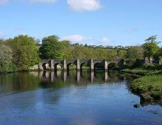 Crana Bridge - Buncrana, Ireland