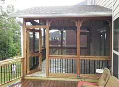 covered screened porches - Google Search