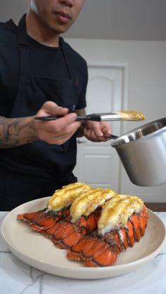 Lobster Recipes, Shrimp Recipes, Fish Recipes, Asian Recipes, Best Food Recipes, Lobster Dishes, Chicken Recipes, Seafood Boil Recipes, Grilling Recipes