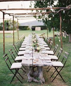 outdoor dinner party - Google Search