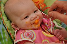 baby food recipes and ideas